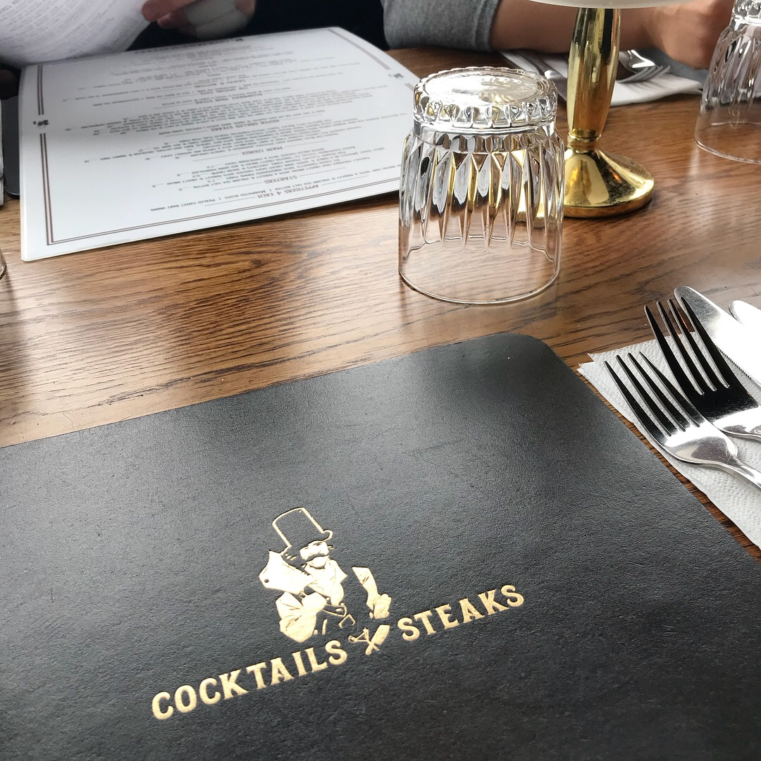 Cocktails & Steaks, Uddingston #cravingaroast
