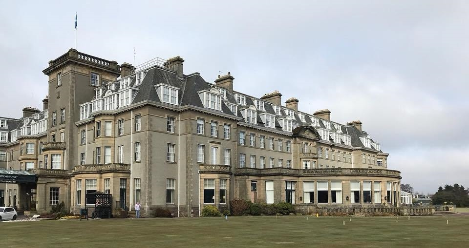 The Strathearn, Gleneagles Hotel #cravingperfection