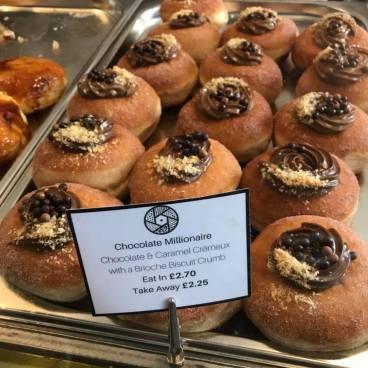 tantrum doughnut glasgow dessert food laurenscravings7