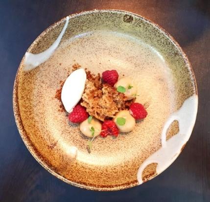 Cail Bruich glasgow Food