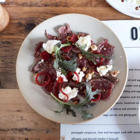 ox and finch glasgow good food best restaurant top3
