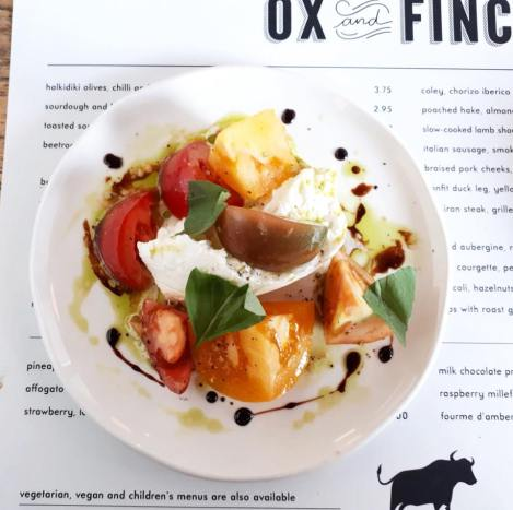 ox and finch glasgow good food best restaurant top6