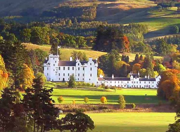 blair atholl the loft castle food things to do
