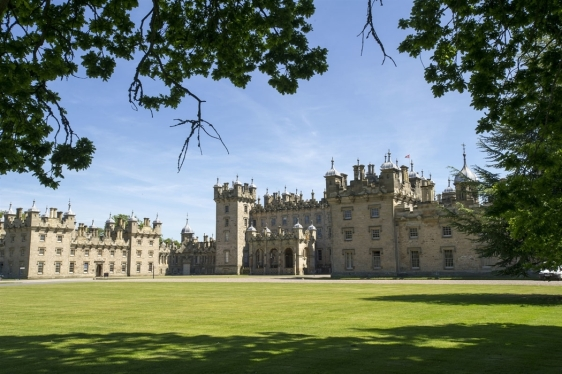 kelso castle visit scotland food things to do scottish borders