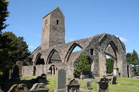 muthill old church perthshire scotland