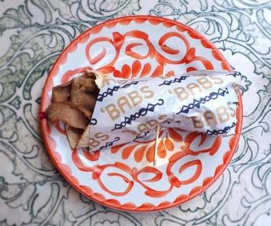 babs glasgow food kebab