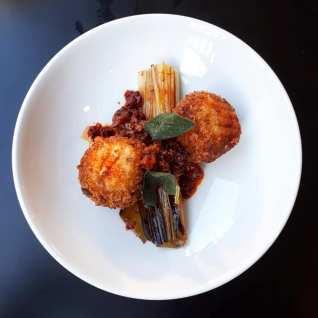 gather by zique glasgow food best restaurant24